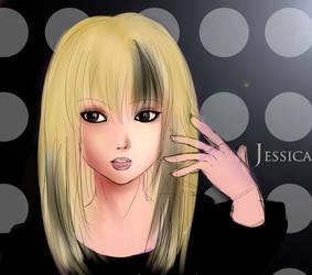 Jessica SNSD by Bastet-sama