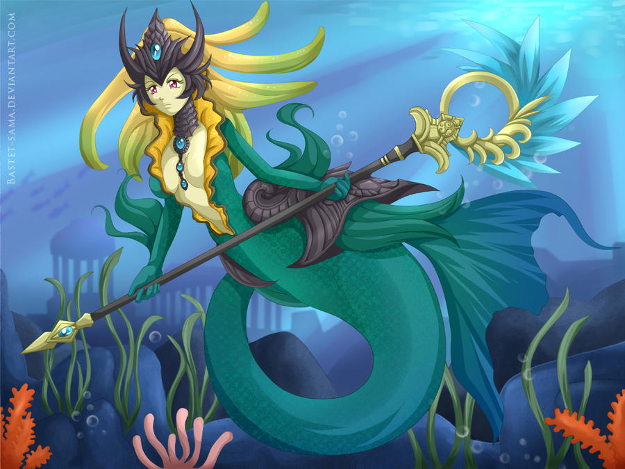 Nami - League of Legends