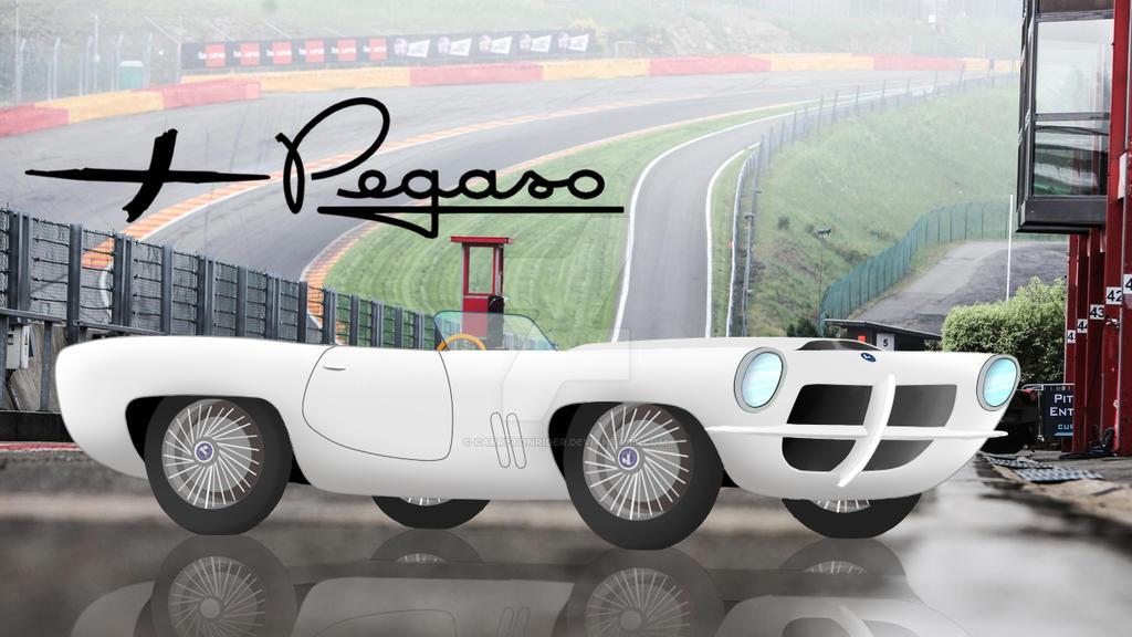 My Pegaso Z-102 by CarretonRider
