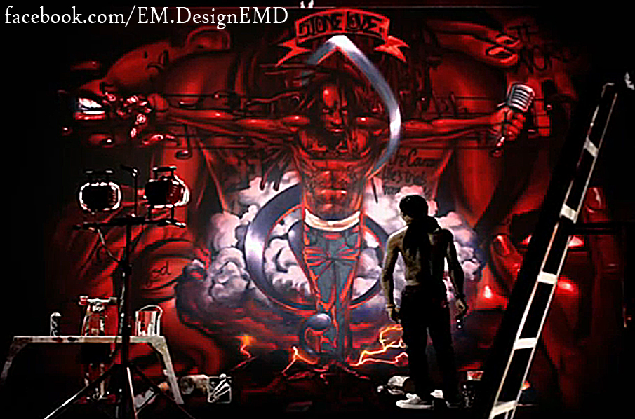 Lil Wayne Ft Bruno Mars Mirror By Emdesignotr On Deviantart