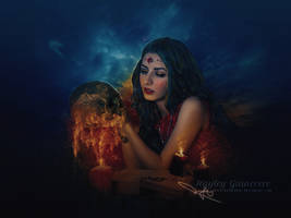 I will put a spell on you by HayleyGuinevere