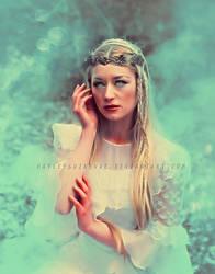Ice Elf by HayleyGuinevere