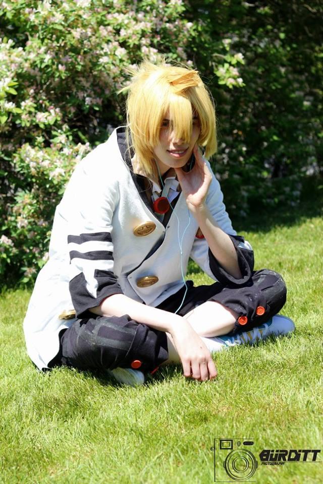 Kagamine Len: White Edge by SnowAngelRika