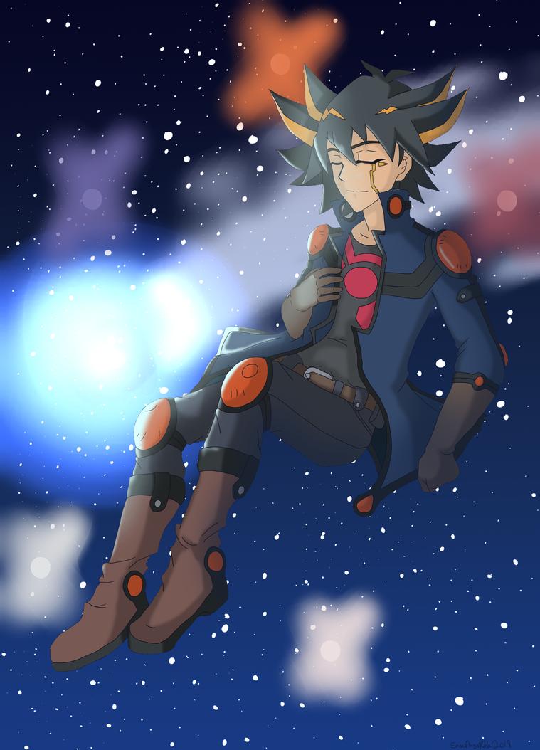 Shooting Star by SnowAngelRika