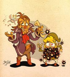 Zelda: The WindWacky by Themrock