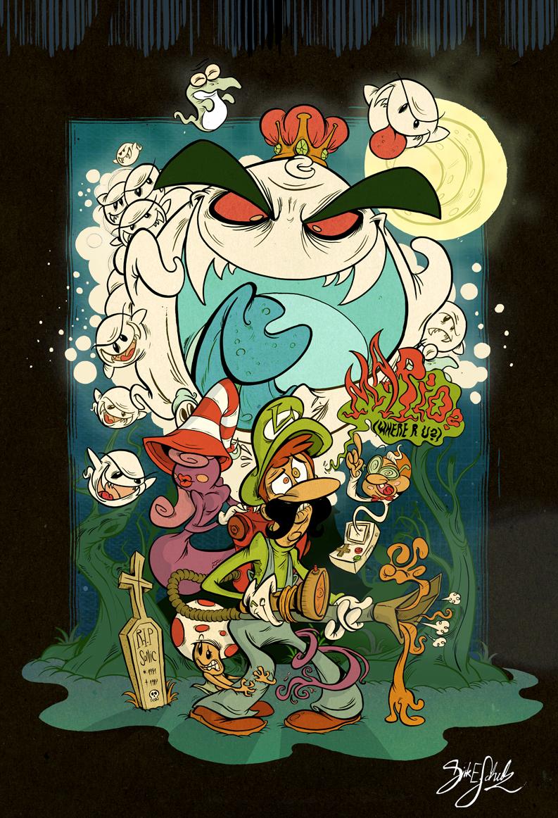 Luigi's Mansion 2 by Themrock