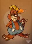 Henk the Mole