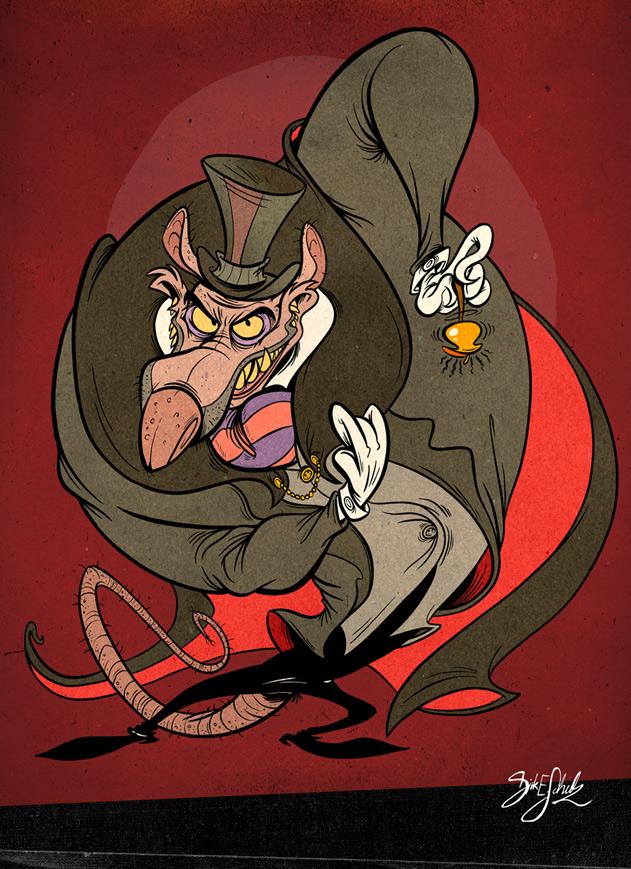 Professor Ratigan by Themrock