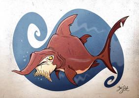 Shark 02 -  Goblin Shark