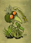 The Kappa and the Frog