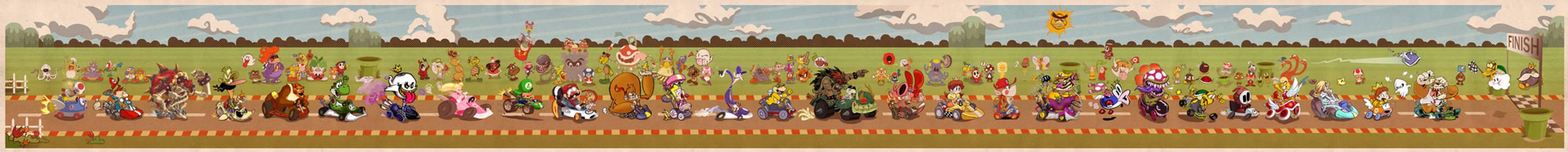 The Mario Kart Collab v.0.1