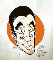 Happy Birthday Sedat by Themrock