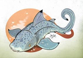 Shark 10 - Zebra Shark by Themrock