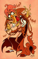 Count Chocula by Themrock