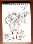 Despicable Me Sketch