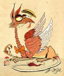 Seizuredemon's Griffin