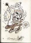 J. Jonah Jameson hates Spiders