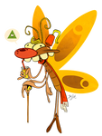 Freemason Butterfly