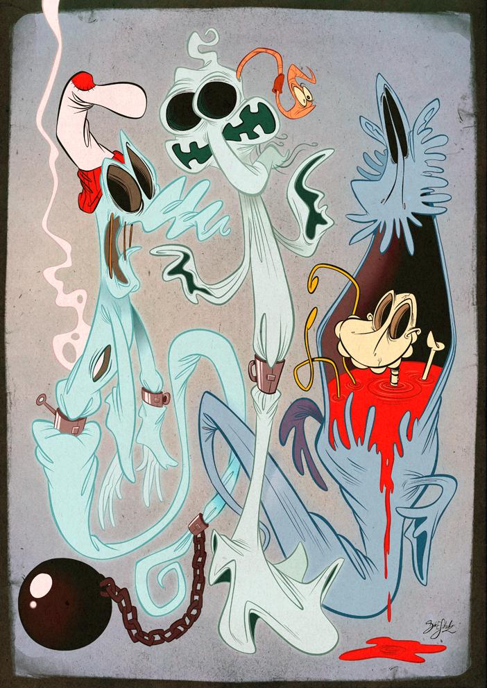 SWEFS Ghosts by Themrock