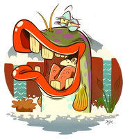 Lunge Fish