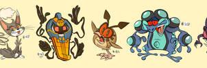 Ten Pokemon Challenge