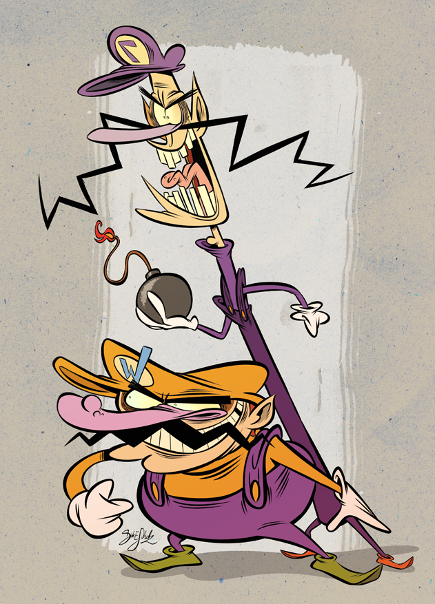 Wario Brothers Gonna Win by Themrock