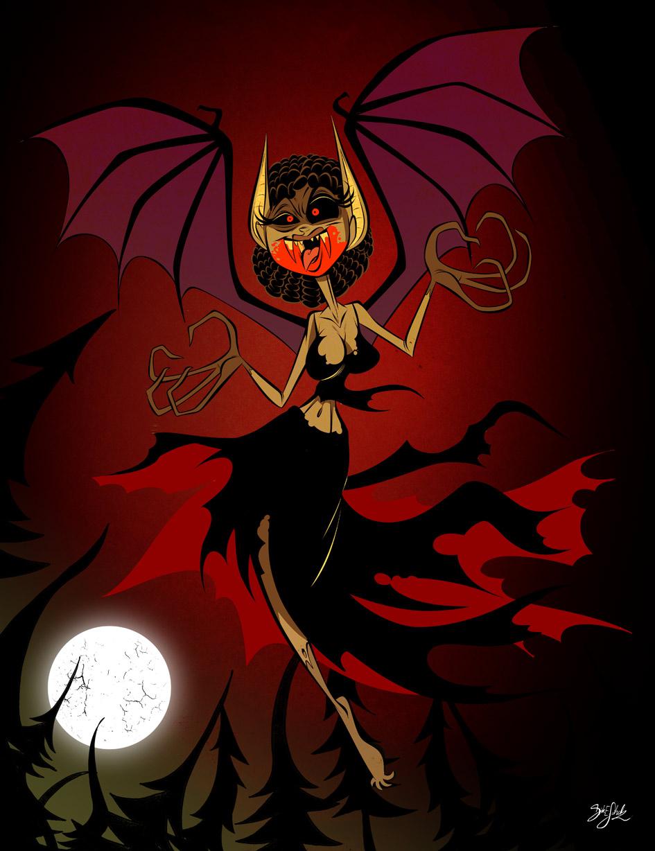 Vampire by Themrock