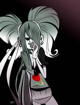 Goth Girl 02