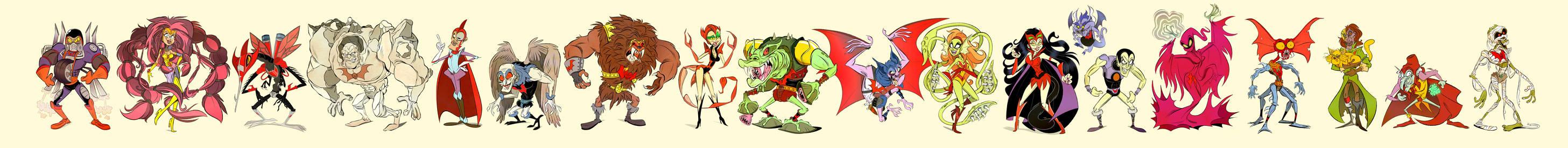 The Evil Horde (v.0.1)