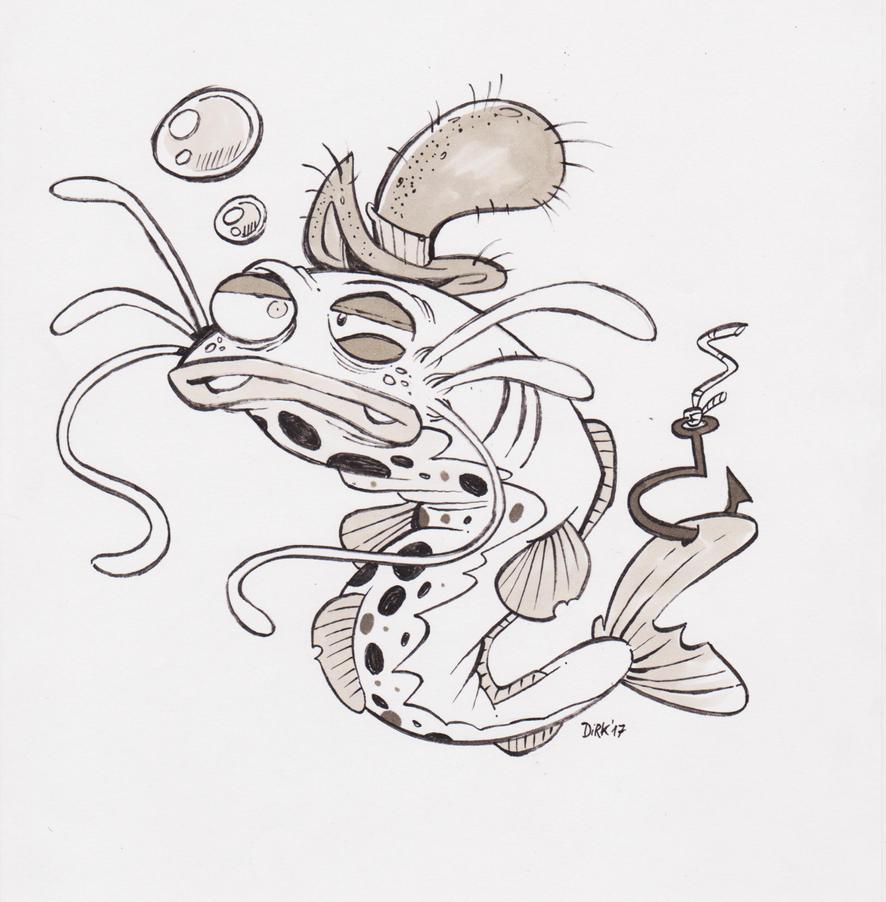 Catfish Bum by Themrock