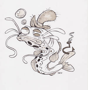 Catfish Bum