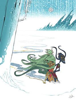Winter in Themrog