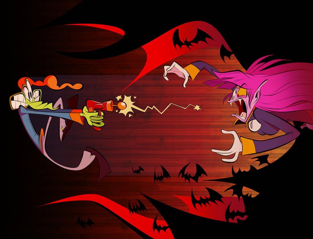 Vamp Attack by Themrock