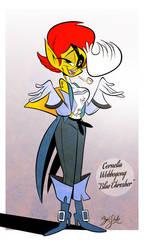 Cornelia Wobbegong - The Blue Thresher by Themrock
