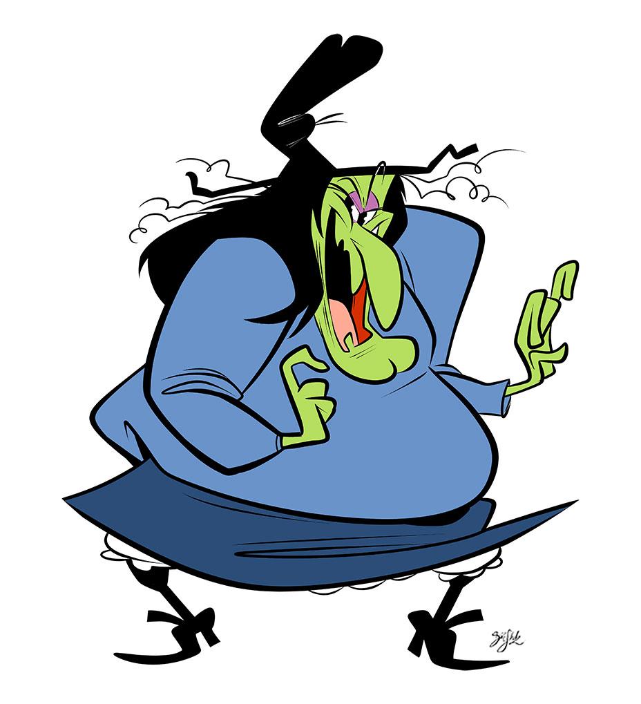 Witch Hazel by Themrock