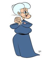Granny by Themrock