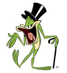 Michigan J Frog by Themrock