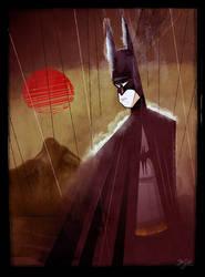 Batman by Themrock