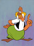 Wally Walrus