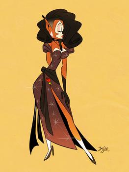 Marscha Cocktail Dress