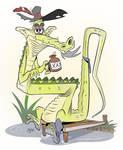 Bayou Croc