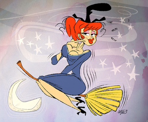 Transformed Witch Hazel