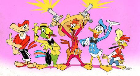The Caballeros!