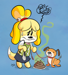 Isabelle's Big Dump Cleaning