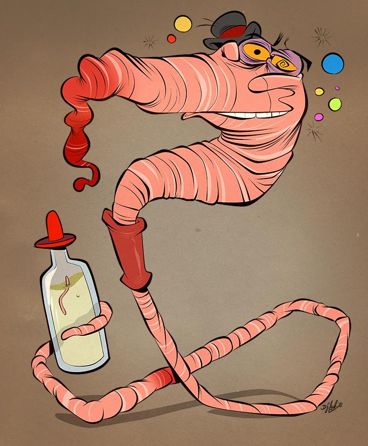Drunkworm