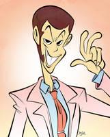 Lupin Warmup