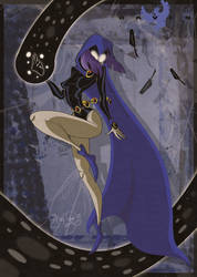Raven Forever by Themrock