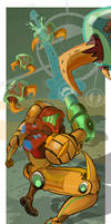 Metroid by Themrock