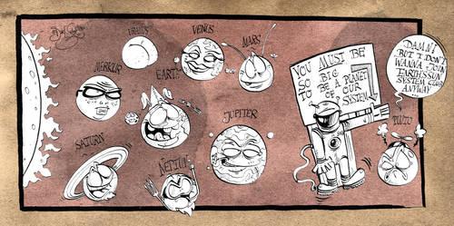 Poor Pluto by Themrock