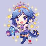 C: Neeko star guardian skin